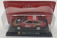 EBOND Alfa Romeo Alfetta GTV 2.0 - 1976 - Die cast - Scala 1:43 S025.
