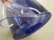 300x3 mm Meterware PVC Streifen für  Lamellen Vorhang kostenloser Versand