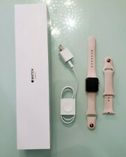 Apple Watch Series 3 38mm Pink Sand with Pink Sport Band (GPS + Cellular) Mint