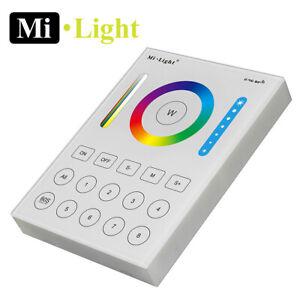 Mi light B8 8 Zone Wall RGB CCT RGBW Dimming Controller LED Strip Light
