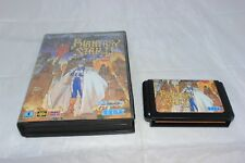 Phantasy Star II Japanese Mega Drive Game and Case Only