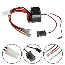 7.2V-16V High Voltage ESC Brushed Speed 320A Controller Fan Fr RC Car Truck Boat