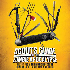 Scouts Guide to the Zombie Apocalypse: Soundtrack Limited Edition