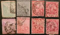 DUZIK: Cape Of Good Hope Used Mixed Condition Stamps (No.164)