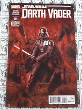 Star Wars Darth Vader (2015) Marvel - #4, Kieron Gillen/Salvador Larroca, VF