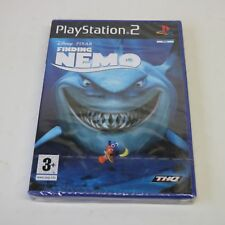 FINDING NEMO - DISNEY PIXAR - SONY PLAYSTATION 2 PSTWO PS2 GAME - NEW & SEALED