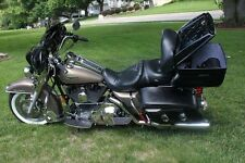 BATWING /FAIRING HARLEY SOFTAIL/ROADKING 6X9 W/ STEREO/REMOVABLE 2000-16'