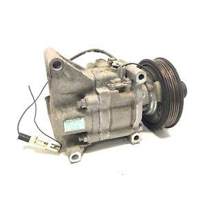 ⭐️ MAZDA 2 DE 2007-2014 GENUINE 1.3 PETROL ENGINE AIR CON COMPRESSOR PUMP UNIT