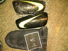 Nike Mercurial Light Adult Soccer Shin Guards Size Large  5'7- 5'11