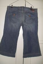 Men's Big Star DENIM Jeans bermuda Shorts waist 36  nwt