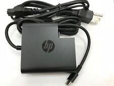 NEW Original HP 65W USB-C TPN-CA06 Ac Adapter For 925740-002 HP spectre X2 X360