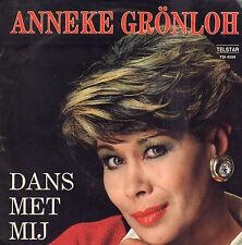 "ANNEKE GRÖNLOH – Dans Met Mij (1987 TELSTAR VINYL SINGLE 7"")"