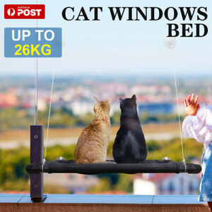 Pet Cat Window Hammock Perch Bed Hold Mounted Durable Seat  Hold Up To 60lbs