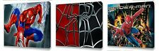Spiderman Set II of Three Wall / Plaques Canvas Pictures
