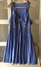 SPOTLIGHT BY WAREHOUSE SIZE 12  LADIES BEADED DRESS