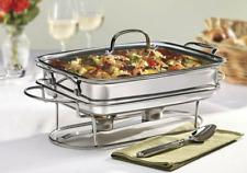 """Cuisinart Classic Entertainment Collection 12"""" Rectangular Buffet Server"""