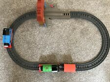 Thomas the Tank & Percy Trackmaster Wellsworth Station Set barely played with