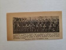BYU Brigham Young University  1924 Football Team Picture RARE