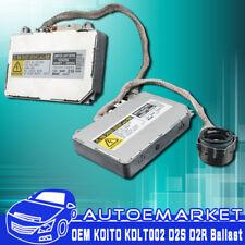 2x OEM For Lexus Toyota Xenon HID Ballast D2S D2R Headlight Kit Controller Denso