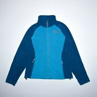 The North Face Women's Blue Fleece Jacket Size Small Mint Condition