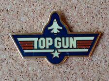 pin's pins Militaire Armée TOP GUN Pilote de Marine Breveté 5 cm X 3 cm Navy USA