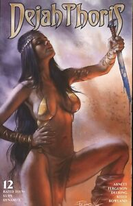 DEJAH THORIS #12 COVER A PARRILLO VF/NM 2021 DYNAMITE HOHC