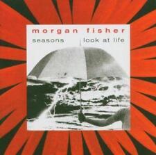 MORGAN FISHER - SEASONS / LOOK AT LIFE (New & Sealed) CD Ex Mott The Hoople