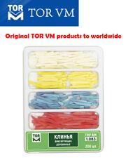 1083 A Dental Wooden Wedges Of 4 Types 200 Pcs
