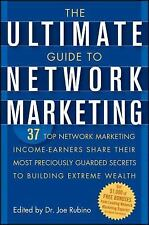 The Ultimate Guide to Network Marketing 37 Top Pro Network Marketing MLM NEW