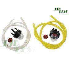 2 Primerkolben Benzinpumpe schlauch f. Stihl FS200 FS300 FS350 FS400 FS450 MS181
