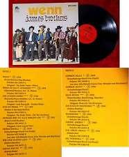 LP James brothers: Wenn (Bear Family BFX 15066) D 1981