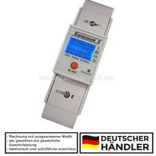 2x nuovo di corrente alternata CONTATORE CONTATORI Mid tarato 5 45 a con s0 Per Hutschiene