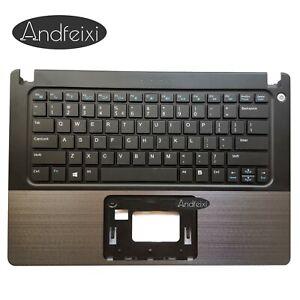 Original Dell Vostro V5460 5460 5470 5480 Palmrest Cover Upper Case US Keyboard