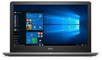 "DELL Vostro 5568-29H4G, Core  i5-7200U 8GB 256GB SSD 15.6"" HD Win 10 Pro Grey"
