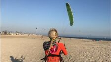 EXCELLENT FLYSURFER KITEBOARDING SONIC2  (FULL RACE) FOIL KITE 9Mt. NO DAMAGE!