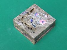 Decorative Marble Jewelry Box Stone Handicraft Home Decor arts craft for gifts
