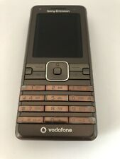 Sony Ericsson Cyber-shot K800i - Allure Brown (Untested ) Mobile Phone