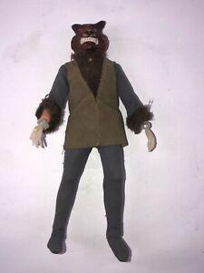 """Vintage 1974 Mego Mad Monsters Wolfman 8"""" Original Action Figure"""