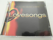 Lovesongs - 37 All Time Greatest Classics (2 x CD Album) Used Very Good