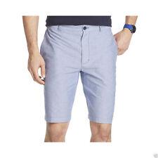 IZOD Men's Newport Oxford Flat Front Classic Fit  Shorts size 42W NWT $50