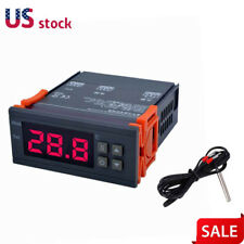 Mh1210W Digital Temperature Controller -50-110 Refrigeration Heating Regulator