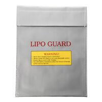 RC Li-Po Battery Fireproof Safety Guard Safe Bag Charge Charging Sack 23x30 O6E3