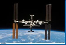 International Space Station Aviation Poster24in x 36in