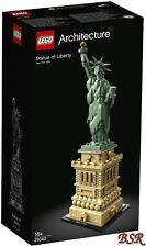 VORVERKAUF LEGO® Architecture: 21042 Freiheitsstatue & 0.-€ Versand & NEU & OVP