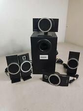 Creative Inspire T6100 Sound Sysem 5 Speakers and Subwoofer Used Tested Working