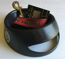 Florida Firefrogs (Atlanta Braves Affiliate) Dog Bowl And Pet Dog Leash