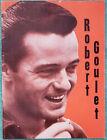 Super Rare Robert Goulet 1968 Columbia Records Souvenir Photo Booklet 16 Pages