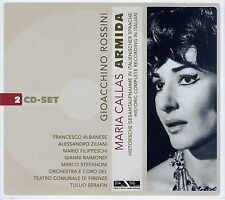 GIOACCHINO ROSSINI : ARMIDA - MARIA CALLAS / 2 CD-SET - TOP-ZUSTAND
