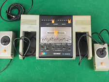 CONSOLE GIOCO VIDEO - SOUNDIC TV SPORTS , vintage Anni '80 con joystick