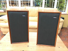 Lovely condition vintage GOODMANS speakers, almost MINT